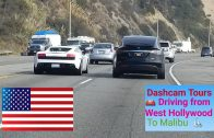 Best Dash Cam Tour Ever 🚘 Driving Through West Hollywood, Bel Air, Brentwood, Malibu & Venice Beach