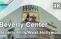 【4K】🇺🇸🌴Walking around Beverly Center Beverly Hills/West Hollywood in Los Angeles🎧, California